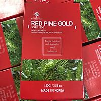 Xà Bông Tinh Dầu Thông Đỏ (150g/hộp)
