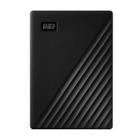 """Ổ Cứng Di Dộng HDD WD My Passport 4TB 2.5"""" USB 3.2 WDBPKJ0040B - Hàng Chính Hãng"""