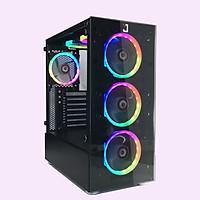 Vỏ thùng máy tính Jetek G9010 -  Hàng Chính Hãng
