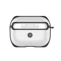 Bao case dành cho tai nghe Apple Airpods Pro hiệu WIWU Eggshell Case chống sốc siêu mỏng bảo vệ toàn diện, vật liệu cao cấp (Màu ngẫu nhiên) - Hàng nhập khẩu