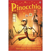 Usborne Young Reading Series Two: Pinocchio + CD