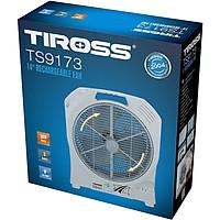 Quạt sạc điện Tiross TS9173 - Hàng chính hãng