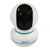 Camera Ip 2Mp Wifi 360 Độ Hd Fofu 1080P Quản Lý Bằng Cloud - Hàng Nhập Khẩu