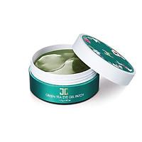 Mặt Nạ Mắt Chiết Xuất Trà Xanh Chống Thâm Jayjun Green Tea Eye Gel Patch 60 miếng 350g