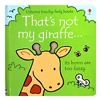 Usborne That's Not My Giraffe