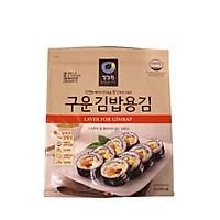 Lá Kim Cuốn Kim Bap Daesang Gói 20 G (10 Lá) - Nhập Khẩu Hàn Quốc