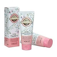 Sữa dưỡng thể cấp ẩm trắng da hương nước hoa Vacci Whitening Lotion - Rose(Hoa Hồng)