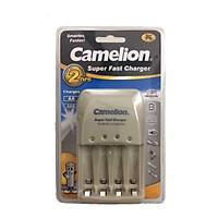 Máy sạc pin Camelion BC-0905A sạc nhanh 2 giờ - Hàng nhập khẩu