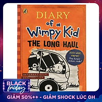 Diary Of A Wimpy Kid 09: The Long Haul (Paperback)