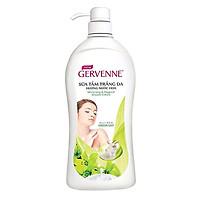 Sữa Tắm Tinh Chất Sữa Dê Và Hương Hoa Lily Gervenne Chai (450g)