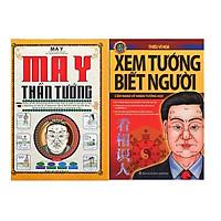 Combo 2 cuốn Ma Y Thần Tướng + Xem Tướng Biết Người
