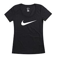 Áo Tay Ngắn Thể Thao Nữ Nike AS W NK DRY TEE DF SS SCOOP 2 894664-011 - Đen