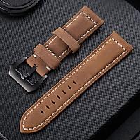 Dây Da Đồng Hồ Da Bò - Dây Đeo Đồng Hồ SAM Leather SAM001NW, Dây đeo bằng da cổ điển, Lựa chọn màu sắc và chiều rộng 20mm / 22mm ( Apple 1,2,3,4,5 - Đồng Hồ cổ Điển - Các Loại Swatch )