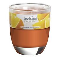 Ly nến thơm Bolsius Juicy Orange BOL7761 295g (Hương cam ngọt)