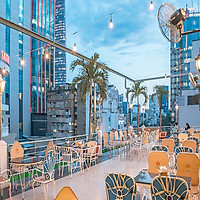 Khách Sạn Hương Sen - Buffet Nướng Rooftop Sân Thượng