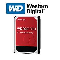Ổ Cứng HDD WD Red Pro 3.5 inch SATA iii - Hàng Nhập Khẩu