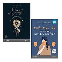 Sách AZ - Combo: Nhạy Cảm Trong Tình Yêu - Thăng Hoa Hay Bi Kịch? + Người Nhạy Cảm - Món Quà Hay Lời Nguyền (2 cuốn)