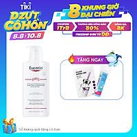 Eucerin Sữa Rửa Mặt pH5 Cho Da Nhạy Cảm Facial Cleanser Sensitive Skin 400ml