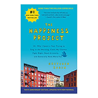 The Happiness Project Tenth Anniversary Edition (Export Edition)