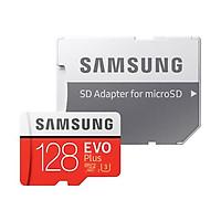 THẺ NHỚ MicroSD SAMSUNG Evo Plus 128GB + kèm Adapter...