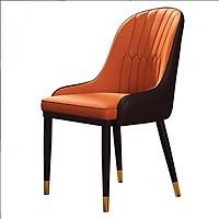 Ghế trang điểm MONET - Mặt đệm da cao cấp, chân sắt sơn tĩnh điện - Chống thâm nước, chống trầy