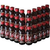 Combo 3 Lốc Nước Uống Hồng Sâm - Korean Red Ginseng (30 hộp x 100ml)