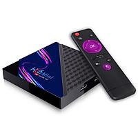 Android tv box Ram 1G, Rom 8G, xem phim HD 4K, hỗ trợ tiếng việt, hỗ trợ chức năng tìm kiếm giọng nói, thoải mái xem phim cùng người thân chính hãng H96miniv8