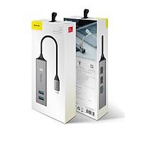 Hub chuyển đổi Type-C sang USB 3.0 Baseus - chính hãng