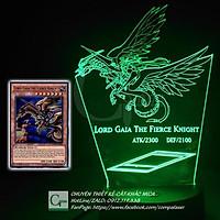Đèn Ngủ Yugi-Oh Lord Gaia The Fierce Knight Type 01