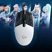 Chuột Gaming không dây Logitech G304 KDA LIGHTSPEED Wireless - Hàng Chính Hãng