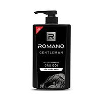 Dầu gội nam Romano Gentleman lịch lãm nam tính tóc chắc khỏe 650gr