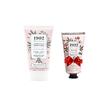 Kem dưỡng trắng dáng da ngày đêm hương nước hoa Berdoues 1902 Mille Fleurs Radiance Cream 50ml + Tặng Kèm 1 Sữa Tắm Berdoues 1902 Shower 50ml