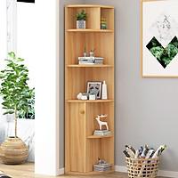 Tủ để đồ thông minh, tủ góc, kệ góc, tủ để sách TUR002-003