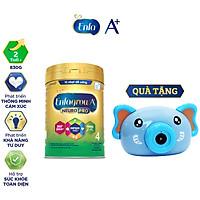 Bộ 1 lon Sữa bột Enfagrow A+ Neuropro 4 Vị thanh mát với dưỡng chất DHA & MFGM cho trẻ từ 2-6 tuổi – 830g – Tặng 1 bộ đồ chơi chụp hình bong bóng (Mẫu ngẫu nhiên)