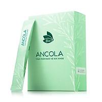 Thực phẩm chức năng - Bột uống làm đẹp và chống lão hóa da từ collagen peptide ANCOLA (hộp 14 gói x 7g)