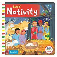 Cambell Fush Full Slide Series: Busy Nativity