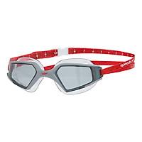 Kính Bơi Nam Nữ Speedo Aquapulse Max 2 (Asia Fit) Black Lava Red 270519 (Size One Size)