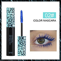 (Hàng Mới Về) Mascara Teayason Sợi 4d Nhiều Màu Chuốt Dài Dày Và Cong Mi Tự Nhiên Chống Nước