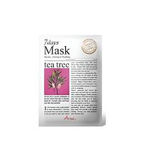 Mặt Nạ 7 Ngày Tinh Chất Tràm Trà Ariul 7 Days Mask Tea Tree 20ml