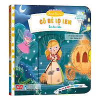 Sách Tương Tác - Sách Chuyển Động - First Stories – Cinderella - Cô Bé Lọ Lem
