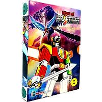 Boxset Dũng Sĩ Hesman - Bộ 5 Tập - Từ Tập 91 Đến Tập 95