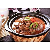 Bò hầm Đài Loan hộp 0.5kg