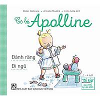 Cô bé Apolline: Đánh răng - Đi ngủ (