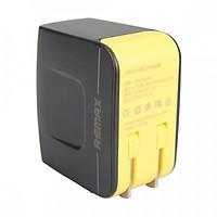 Củ Sạc REMAX RMT-6188 3.4A -  2 Cổng USB - Hàng chính hãng