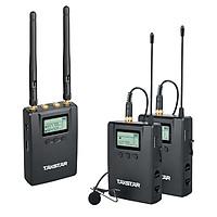 Micro không dây UHF cho máy ảnh-máy quay Takstar SGC-200W phiên bản 2 mic - Hàng chính hãng