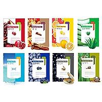 Combo 10 miếng mặt nạ dưỡng da Baresio Mask Pack