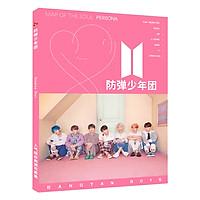 Photobook BTS Album mới Bản đồ tâm hồn Map of the soul:Persona