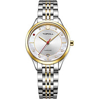 Đồng hồ nữ mặt xà cừ chính hãng Thụy Sĩ TOPHILL TE050L.S6687