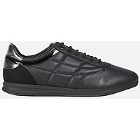 Giày Sneakers Nữ D Avery C - Nappa+Metal.Synt