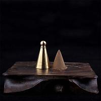 Phụ kiện lẻ dụng cụ đốt trầm bằng đồng dụng cụ tạo hình khuôn đốt trầm hương